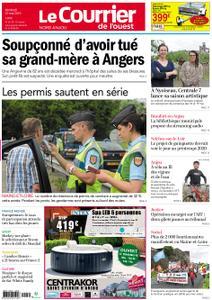 Le Courrier de l'Ouest Nord Anjou – 10 mai 2019