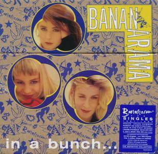 Bananarama - In A Bunch... (The Singles 1981-1993) [2015, 33CD Box Set]