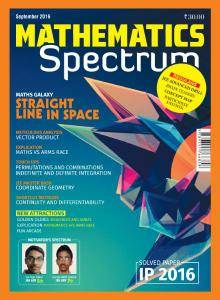 Spectrum Mathematics - September 2016
