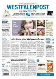 Westfalenpost Wetter - 27. Januar 2018