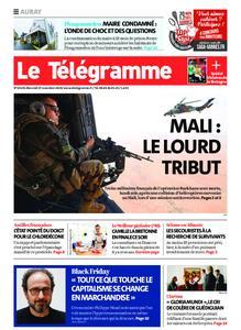 Le Télégramme Auray – 27 novembre 2019