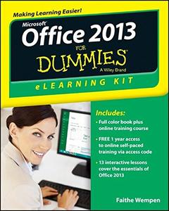 Office 2013 eLearning Kit For Dummies [Repost]