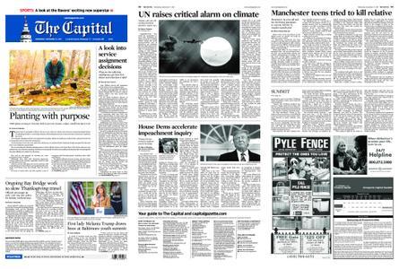 The Capital – November 27, 2019
