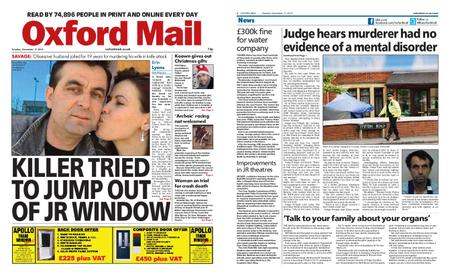 Oxford Mail – December 17, 2019