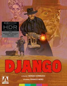 Django (1966) [4K, Ultra HD]