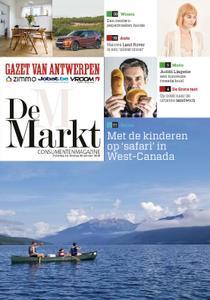 Gazet van Antwerpen De Markt – 19 oktober 2019