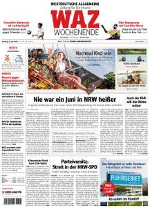 WAZ Westdeutsche Allgemeine Zeitung Dortmund-Süd II - 29. Juni 2019