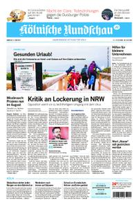 Kölnische Rundschau Wipperfürth/Lindlar – 13. Juni 2020