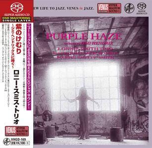 The Lonnie Smith Trio - Purple Haze: Tribute To Jimi Hendrix (1994) [Japan 2016] SACD ISO + Hi-Res FLAC