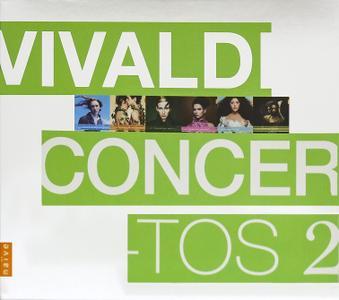 Antonio Vivaldi - Concertos Vol II [6CDs] (2013)