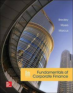 Fundamentals of Corporate Finance (repost)
