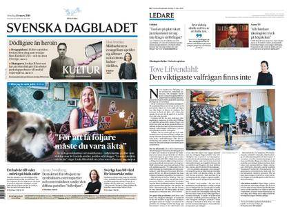 Svenska Dagbladet – 11 mars 2018