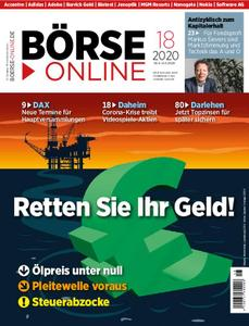 Börse Online – 30. April 2020