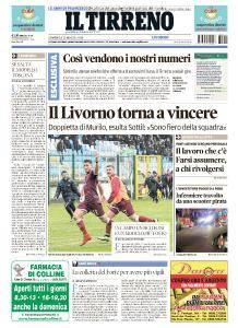 Il Tirreno Livorno - 11 Marzo 2018