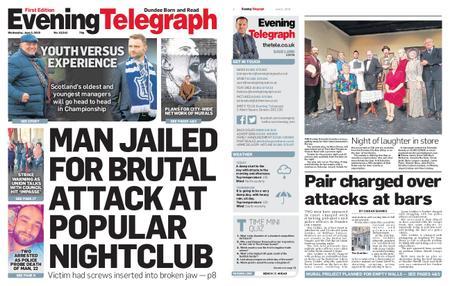 Evening Telegraph First Edition – June 05, 2019