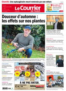 Le Courrier de l'Ouest Cholet – 19 novembre 2020