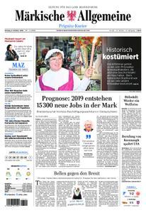 Märkische Allgemeine Prignitz Kurier - 08. Oktober 2018
