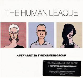 The Human League - A Very British Synthesizer Group (2016) [2CD Deluxe Ed.]