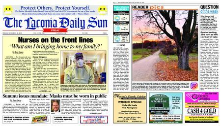 The Laconia Daily Sun – November 20, 2020
