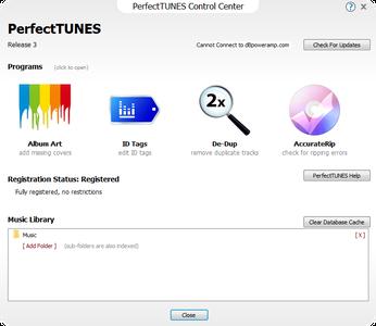 PerfectTUNES R3.2 v3.2.0.1