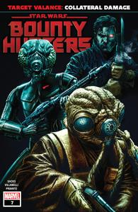 Star Wars-Bounty Hunters 007 2021 Digital Kileko