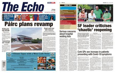 Evening Echo – July 23, 2021