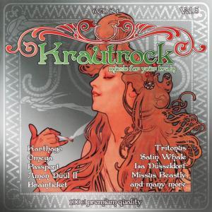 V.A. - Krautrock: Music For Your Brain Vol. 5 [6CD Box Set] (2012) (Repost)