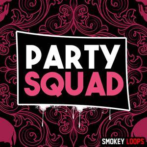 Smokey Loops Party Squad WAV MiDi SPiRE XFER SERUM
