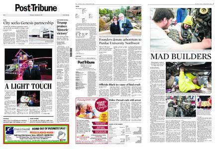 Post-Tribune – December 21, 2017