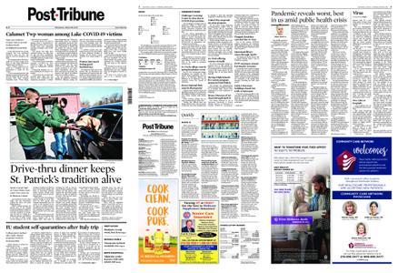 Post-Tribune – March 18, 2020