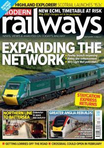 Modern Railways - September 2021
