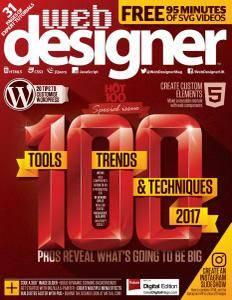Web Designer - Issue 257 2017