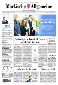 Märkische Allgemeine Westhavelländer - 04. April 2018