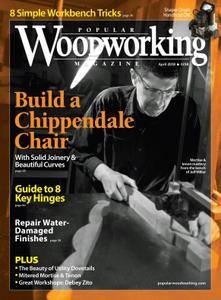 Popular Woodworking - January 30, 2018
