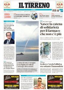 Il Tirreno Livorno - 30 Ottobre 2018