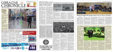 Gibraltar Chronicle – 21 December 2019