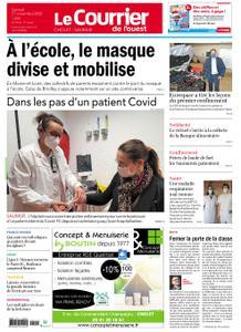 Le Courrier de l'Ouest Cholet – 21 novembre 2020