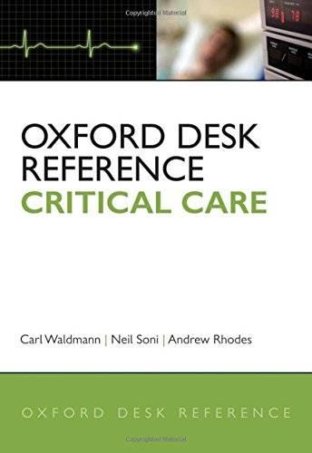 Oxford Desk Reference: Critical Care (Oxford Desk Reference Series)(Repost)