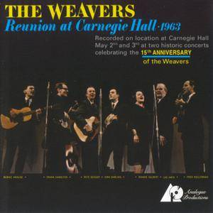 The Weavers - Reunion at Carnegie Hall (1963) [APO Remaster 2013]  PS3 ISO + Hi-Res FLAC