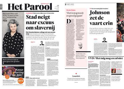 Het Parool – 20 december 2019