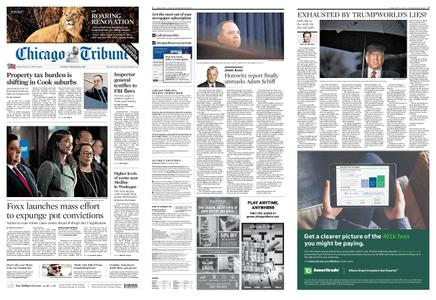 Chicago Tribune – December 12, 2019