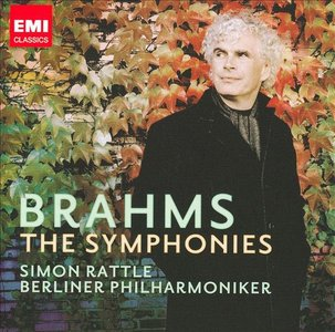 Simon Rattle, Berliner Philharmoniker - Brahms: The Symphonies (2009) [Reissue 2011] PS3 ISO + Hi-Res FLAC