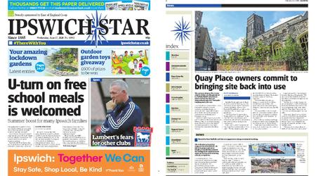 Ipswich Star – June 17, 2020