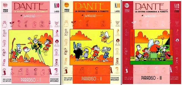 Divina Commedia a fumetti (Edizione completa)