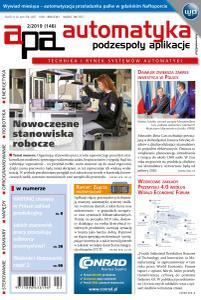 Automatyka Podzespoły Aplikacje - Luty 2019
