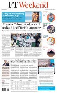 Financial Times USA - May 23, 2020