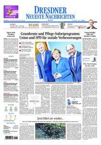 Dresdner Neueste Nachrichten - 13. Januar 2018