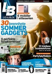 Lyd & Bilde - juni 2017