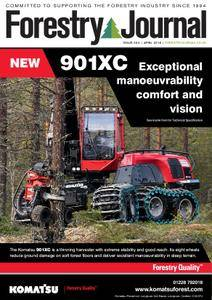 Forestry Journal – April 2018