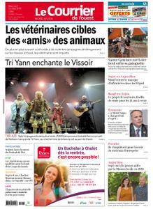 Le Courrier de l'Ouest Nord Anjou – 03 juillet 2019